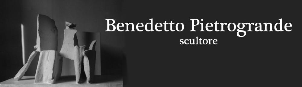 Benedicto Pietrogrande | Artista, escultor | Arte Sacra